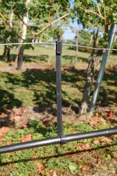 Schlauchabstandhalter 16 mm ⌀, 250 mm lang - 250 Stück