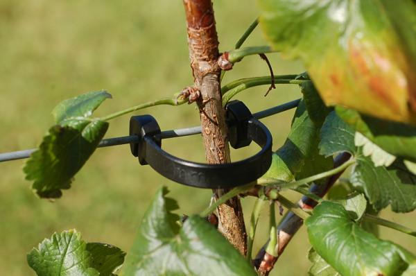 Stammhalter weich 125 mm lang Größe 3 (für Draht 2,5 bis 2,8 mm) - 500 Stück