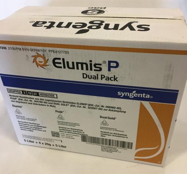 Elumis P Dual Pack (5l +4x20g + 5l)