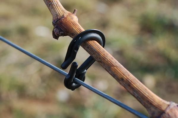 Streckerclip Größe 2 (für Drähte 3,1 bis 5,0 mm) - 1000 Stück