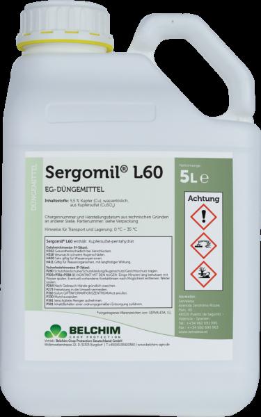 Sergomil L 60 (5l)